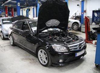 Προσφορές service για Mercedes C-Class