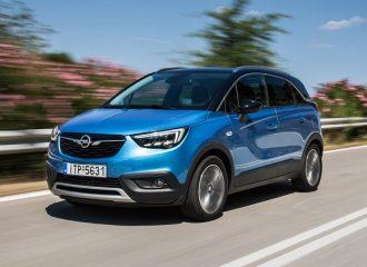 Οδηγούμε το Opel Crossland X (+video)
