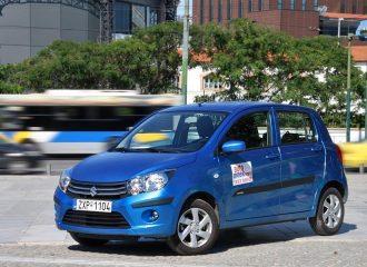 Αυτοκίνητα έως 10.000 ευρώ: Suzuki Celerio 1.0 68 PS