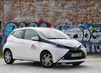 Αυτοκίνητα έως 10.000 ευρώ: Toyota Aygo 1.0 68 PS