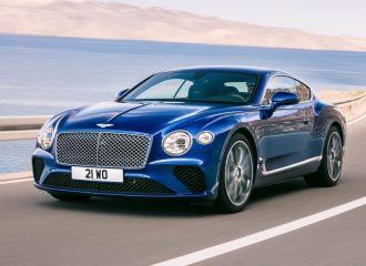 Bentley Continental GT με 635 ίππους και τελική 333 χλμ./ώρα (+videos)