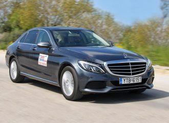 Ανάκληση Mercedes C-Class, E-Class και GLC-Class