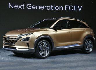 Νέο Hyundai SUV με υδρογόνο έρχεται το 2018