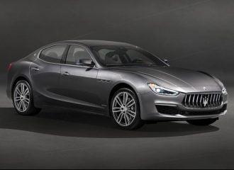 Οι πρώτες φωτογραφίες της νέας Maserati Ghibli GranLusso
