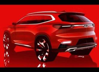 Νέο κινέζικο compact SUV για την Ευρώπη