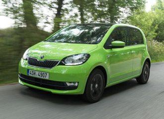 Αυτοκίνητα έως 10.000 ευρώ: Skoda Citigo 1.0 60 PS