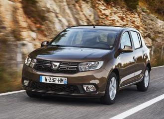 Αυτοκίνητα έως 10.000 ευρώ: Dacia Sandero 1.0 73 PS