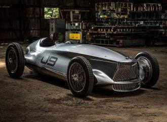Ηλεκτρικό ρετρό roadster από την Infiniti!