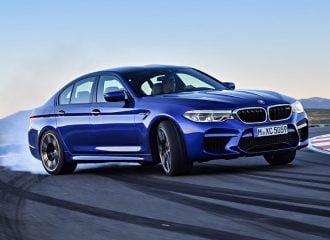 Νέα BMW M5 με 600 ίππους και κίνηση 2WD και 4WD (+videos)