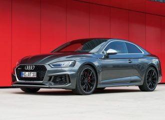 Ακόμα πιο δυνατό νέο Audi RS 5 με 510 άλογα