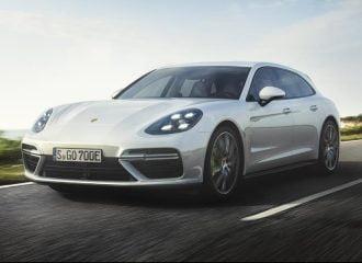 Νέα Porsche Panamera Turbo S E-Hybrid Sport Turismo με 680 «πράσινα» άλογα