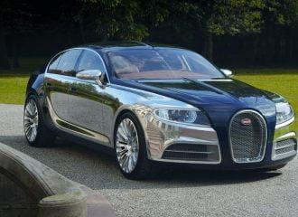 Έρχεται η νέα 4πορτη Bugatti