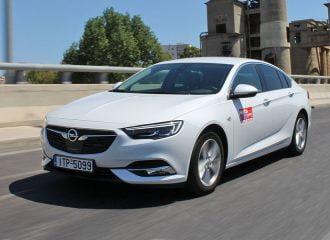 Δοκιμή Opel Insignia Grand Sport 1.6 CDTi 136 PS