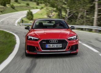 Νέα ελαφρωμένα Audi RS 4 και RS 5 Carbon