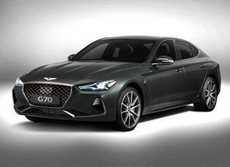 Νέο Genesis G70 στοχεύει απευθείας στη BMW Σειρά 3