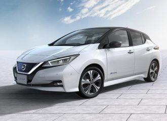 Νέο ηλεκτρικό Nissan LEAF με αυτονομία έως 378 χλμ. (+videos)