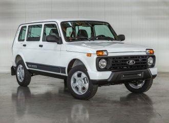 Lada Niva Urban 5d με τιμή από 7.970 ευρώ