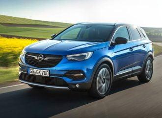 Opel Grandland X: Τιμές, κινητήρες και επιδόσεις