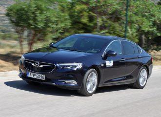 Δοκιμή Opel Insignia Grand Sport 1.5T 165 PS