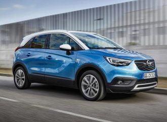 Opel Crossland X με εργοστασιακό κιτ υγραερίου LPG