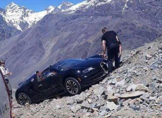 Τι δικαιολογία είχε ο οδηγός αυτής της Bugatti Veyron;