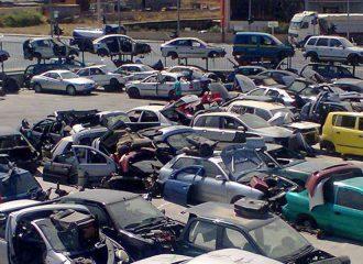 Μεταχειρισμένα ανταλλακτικά αυτοκινήτων - Λάγιος Κ. Γεώργιος
