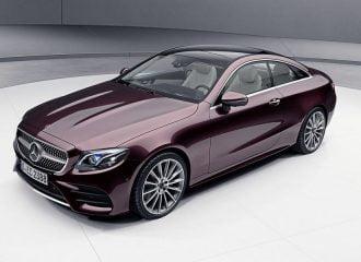 Mercedes E350 με 0-100 σε 5,9 δλ. και κατανάλωση 6,7 λτ.