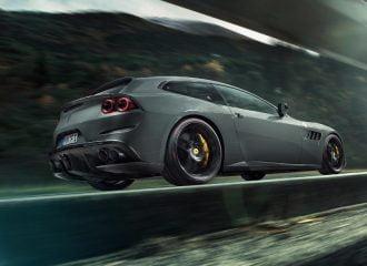 Με 709 ίππους η Novitec Ferrari GTC4Lusso T (+video)