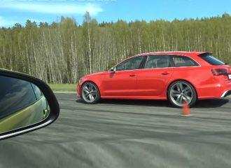 «Θαρραλέα» BMW M4 τα βάζει με Audi RS 6 750 ίππων (+video)