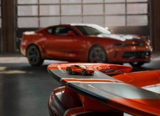 Αυτοκινητάκι Camaro έγινε πραγματικό αυτοκίνητο! (+video)