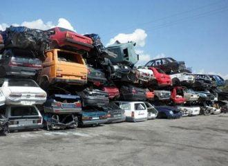 Απόσυρση και ανακύκλωση αυτοκινήτων από την εταιρεία Λάγιος