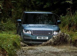 Νέο Range Rover με 404 ίππους και κατανάλωση 2,8 λτ./100 χλμ. (+videos)