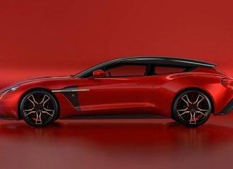 Μια Aston Martin διαφορετική από τις άλλες