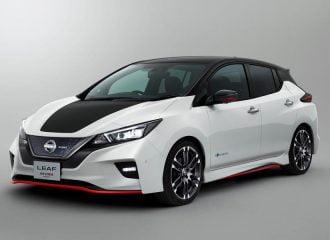 Nissan LEAF για πρώτη φορά NISMO