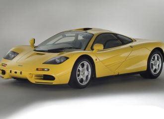 Πωλείται McLaren F1 με τα λιγότερα χιλιόμετρα στον κόσμο!