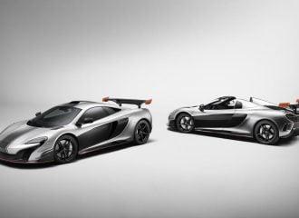 Δύο νέες ειδικές McLaren για έναν ιδιοκτήτη