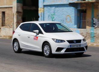 Δοκιμή SEAT Ibiza 1.0 Eco TSI 95 PS