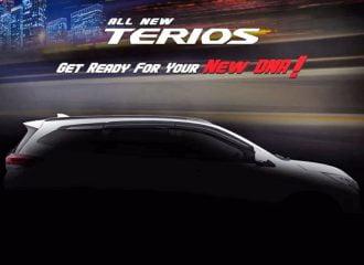 Νέο Daihatsu Terios: Πρώτη επίσημη εικόνα