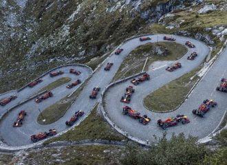 Περνώντας τις Άλπεις με μία Red Bull (+video)