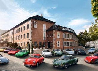 Η Porsche κρατά μακριά τους κλέφτες και στα ιστορικά μοντέλα της