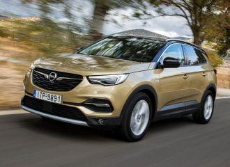 Οδηγούμε το νέο Opel Grandland X (+τιμές, εξοπλισμοί, κινητήρες)