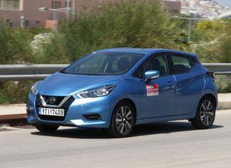 Nissan Micra από 149 ευρώ το μήνα