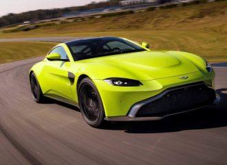 Η νέα Aston Martin Vantage με 510 ίππους
