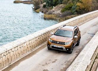 Το νέο Dacia Duster ποζάρει για όλο τον κόσμο στην Ελλάδα (+video)