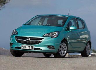 Νέο πλούσιο Opel Corsa Attraction σε χαμηλή τιμή