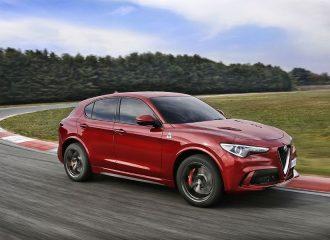 Διαθέσιμη στην Ελλάδα η Alfa Romeo Stelvio Quadrifoglio