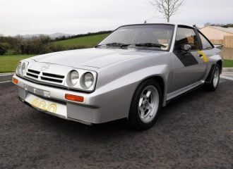 Πωλείται ένα από τα ελάχιστα Opel Manta 400