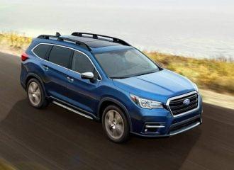 Subaru Ascent με οκτώ θέσεις (+video)