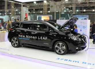 Νέο Nissan Leaf: Τιμές και πότε έρχεται
