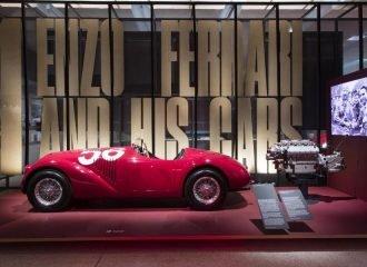 Έκθεση για το design της Ferrari